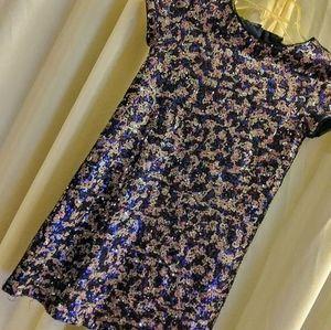 Gap Kids Sequin Dress Size S (6-7)